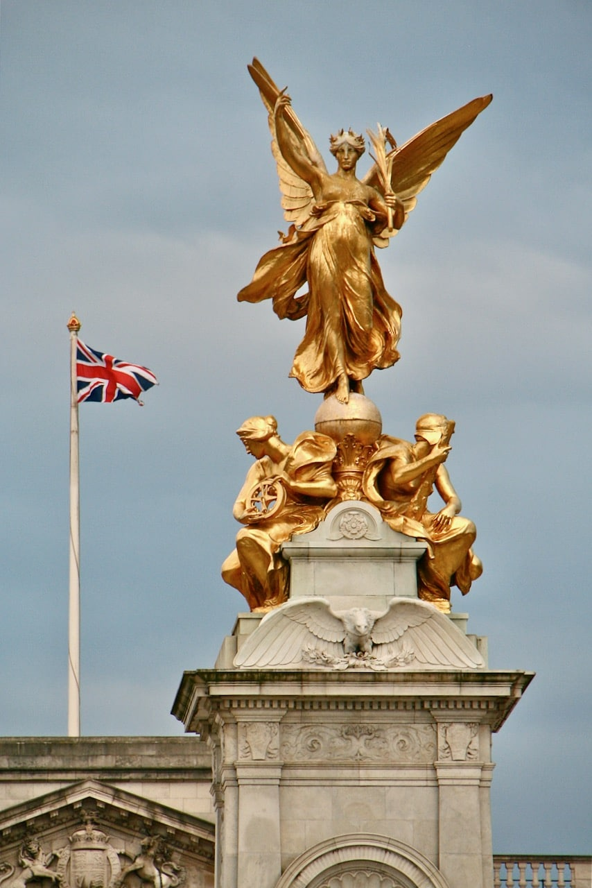 Buckingham Palace © dan ilves