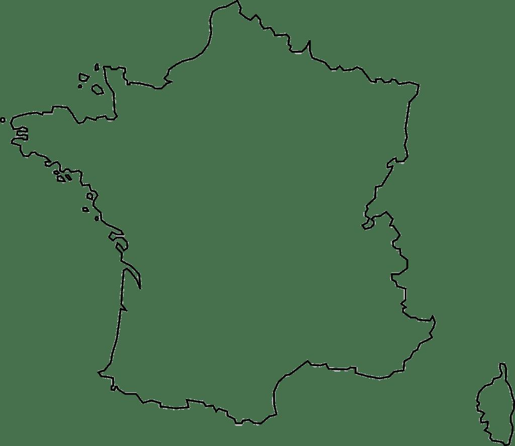 france line art