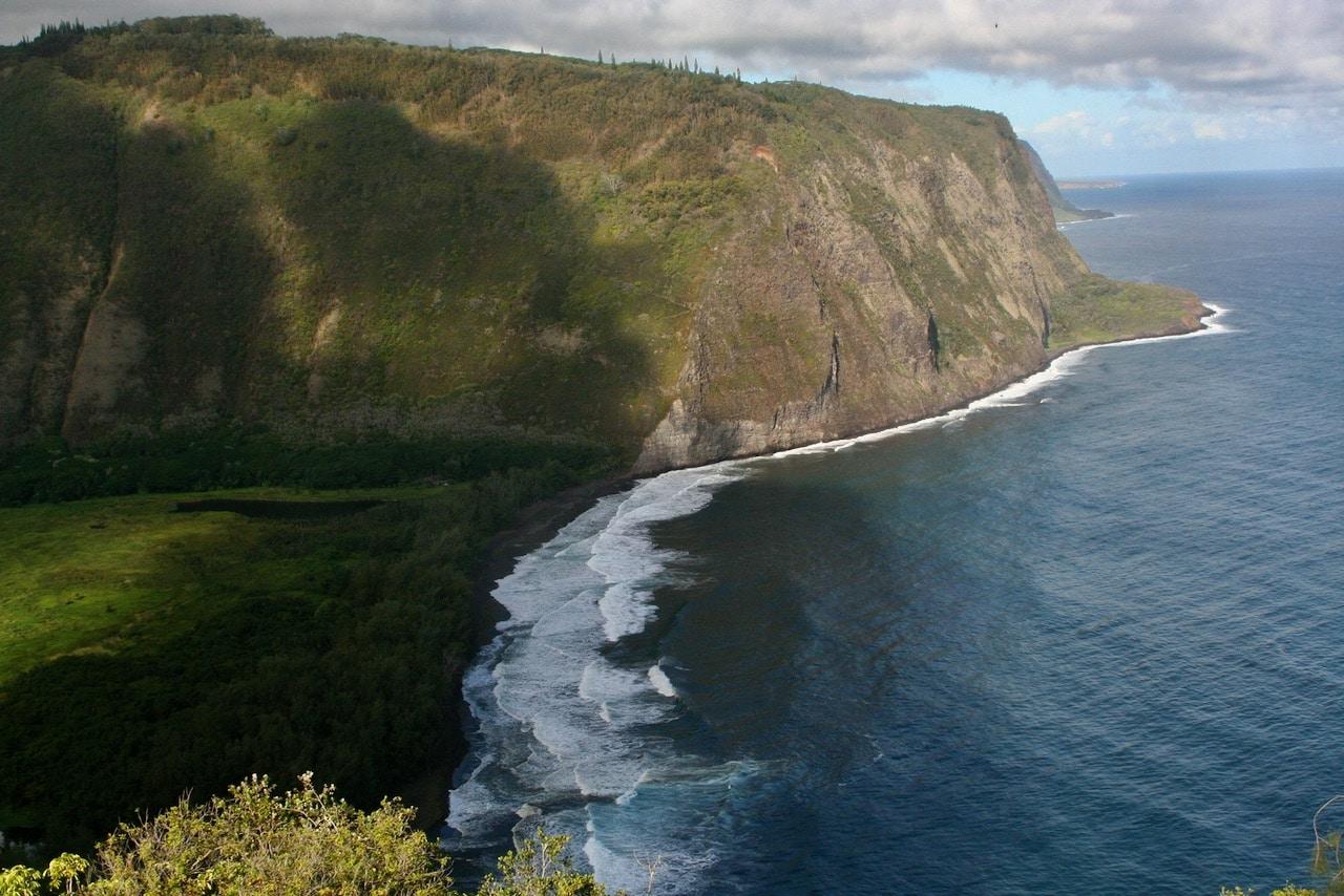 Hawaii coast © dan ilves