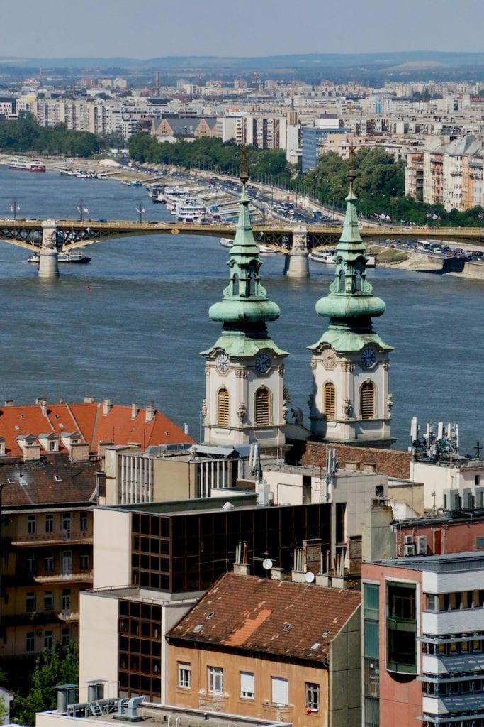 Budapest spires © dan ilves