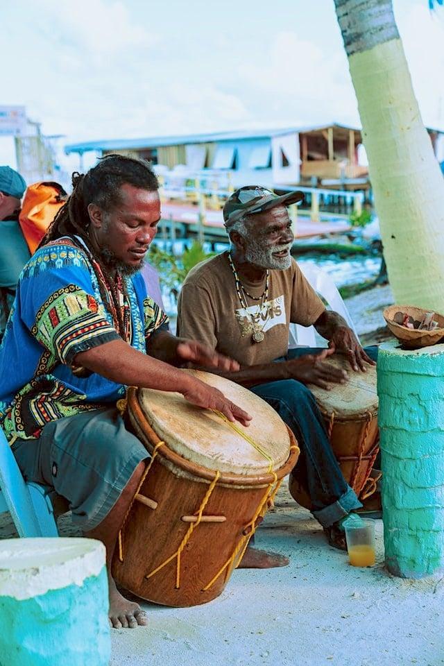 belize drummers