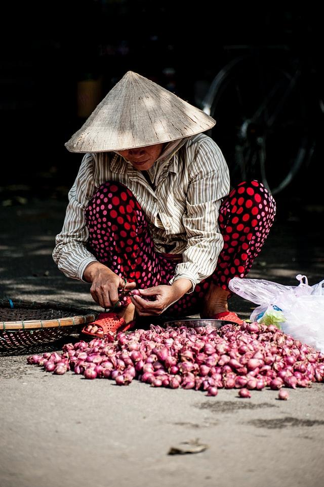 Vietnamese seller