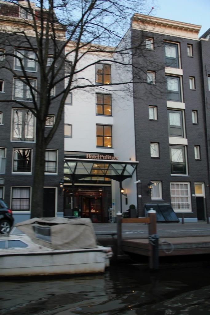 Hotel Pulitzer, Amsterdam © dan ilves