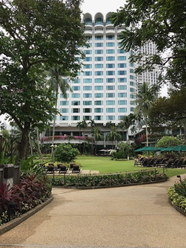 Shangri La Tower Singapore