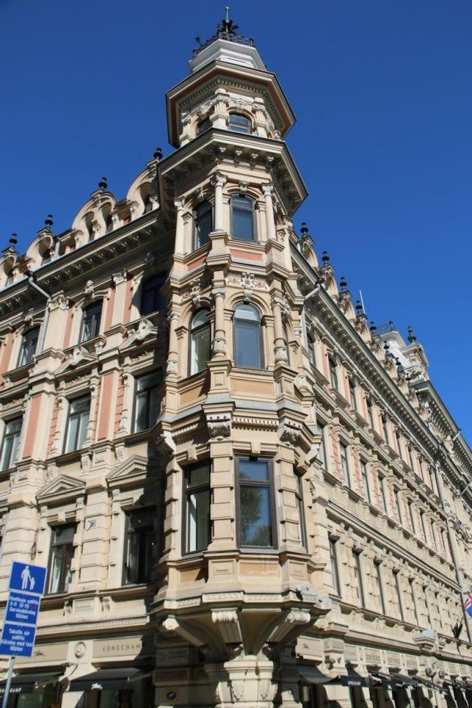 Helsinki building © dan ilves