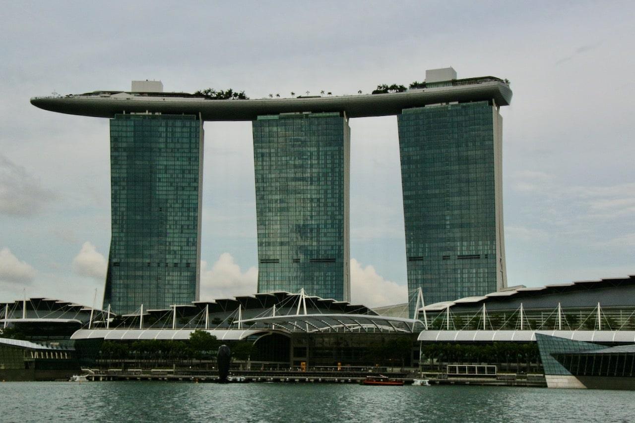 Marina Bay Sands, Singapore © dan ilves