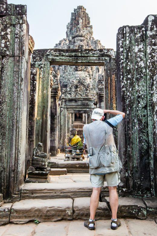 Angkor, Cambodia @ 2013 Michael S. Nolan/www.wildlifeimages.net