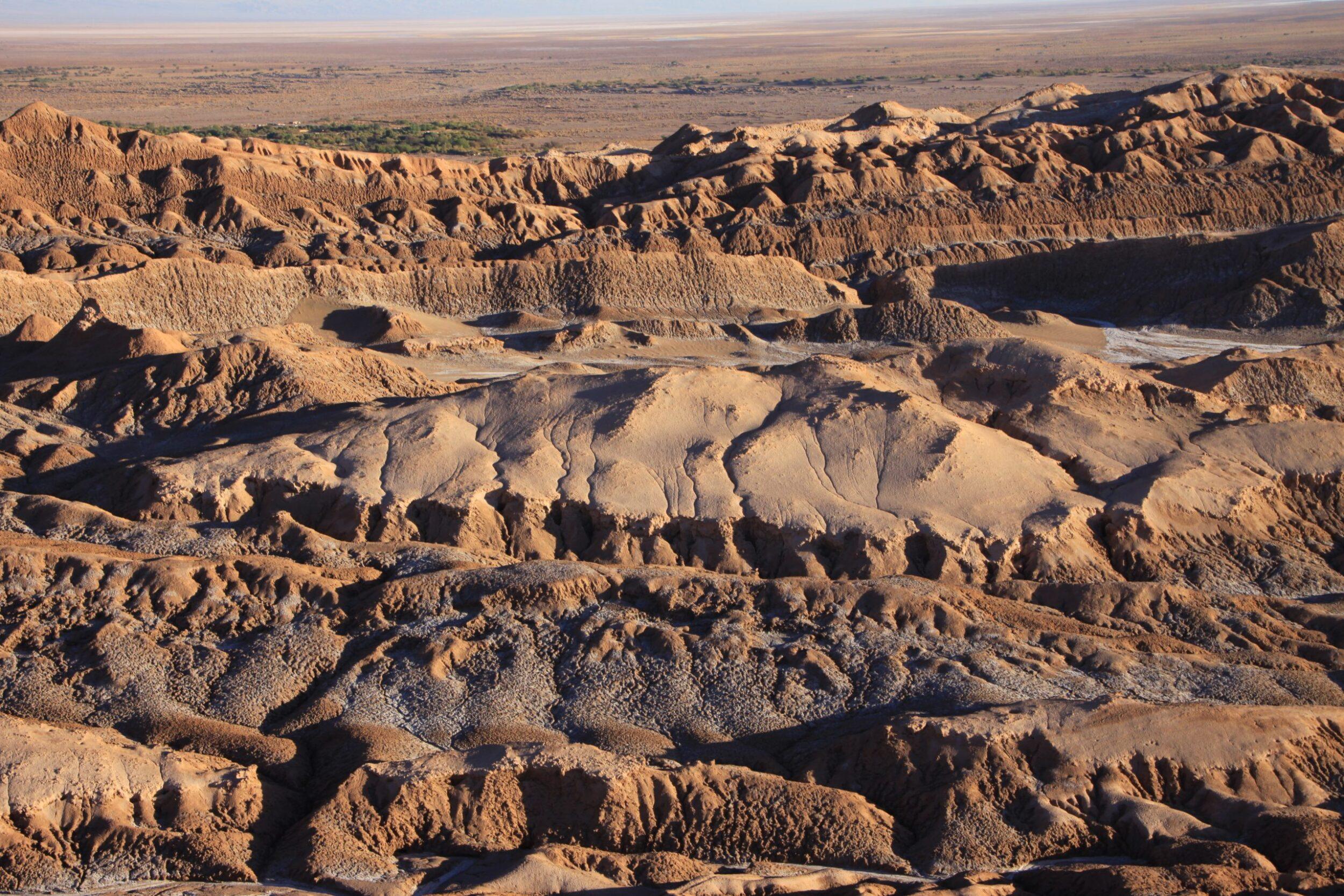 Atacama, Moon Valley © Doug Rossi