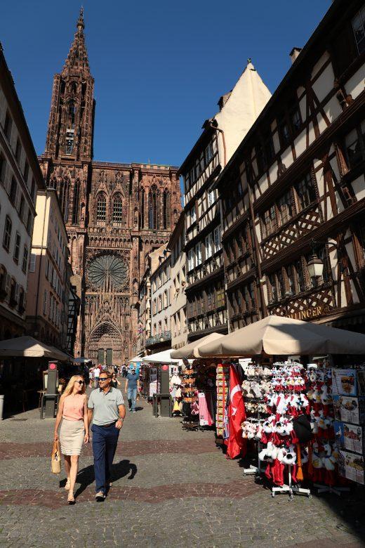 Strasbourg on Rhine River @ AmaWaterways