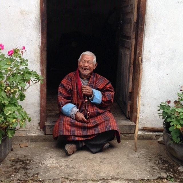 Bhutan visit © susanne hamer