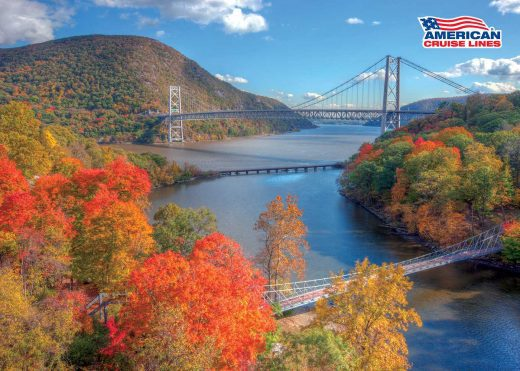 Fall Foliage, American Cruise LIne