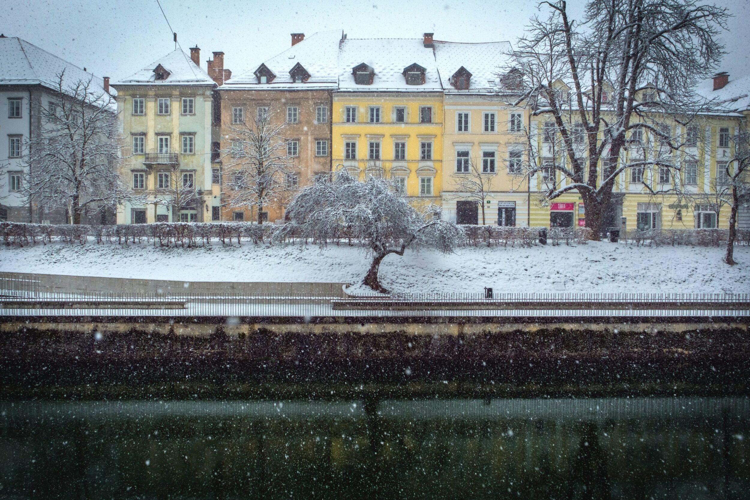 Ljubljana is a beautiful capital worth exploring
