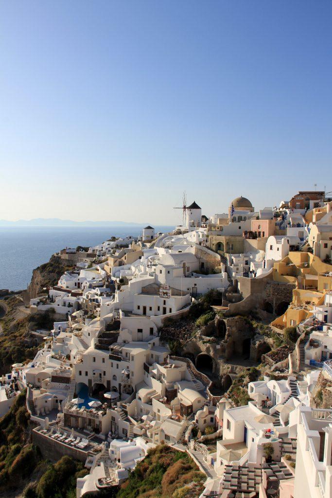 Santorini is a highight in Greece