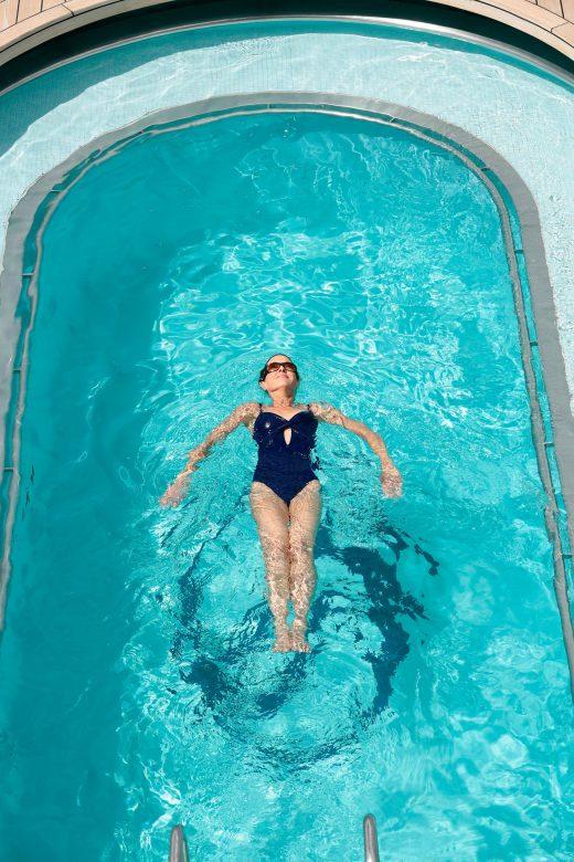 Sea Dream pool