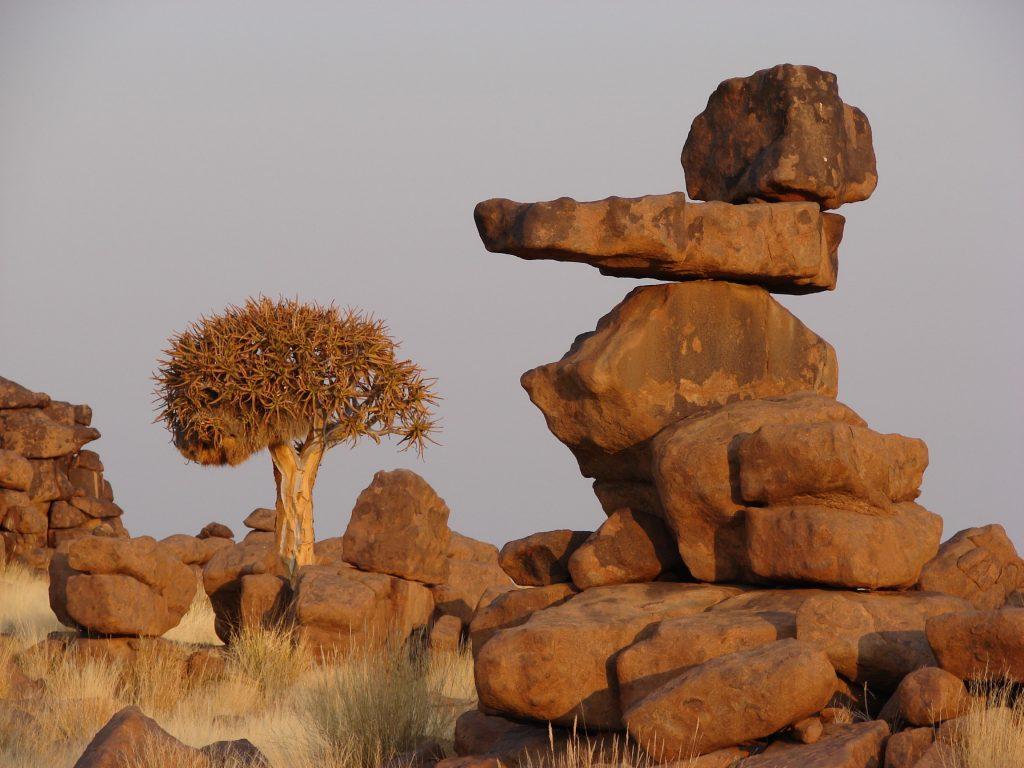 God's, Playground, Namibia