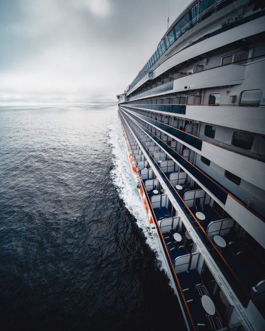 ocean cruises are a popular vacation choice